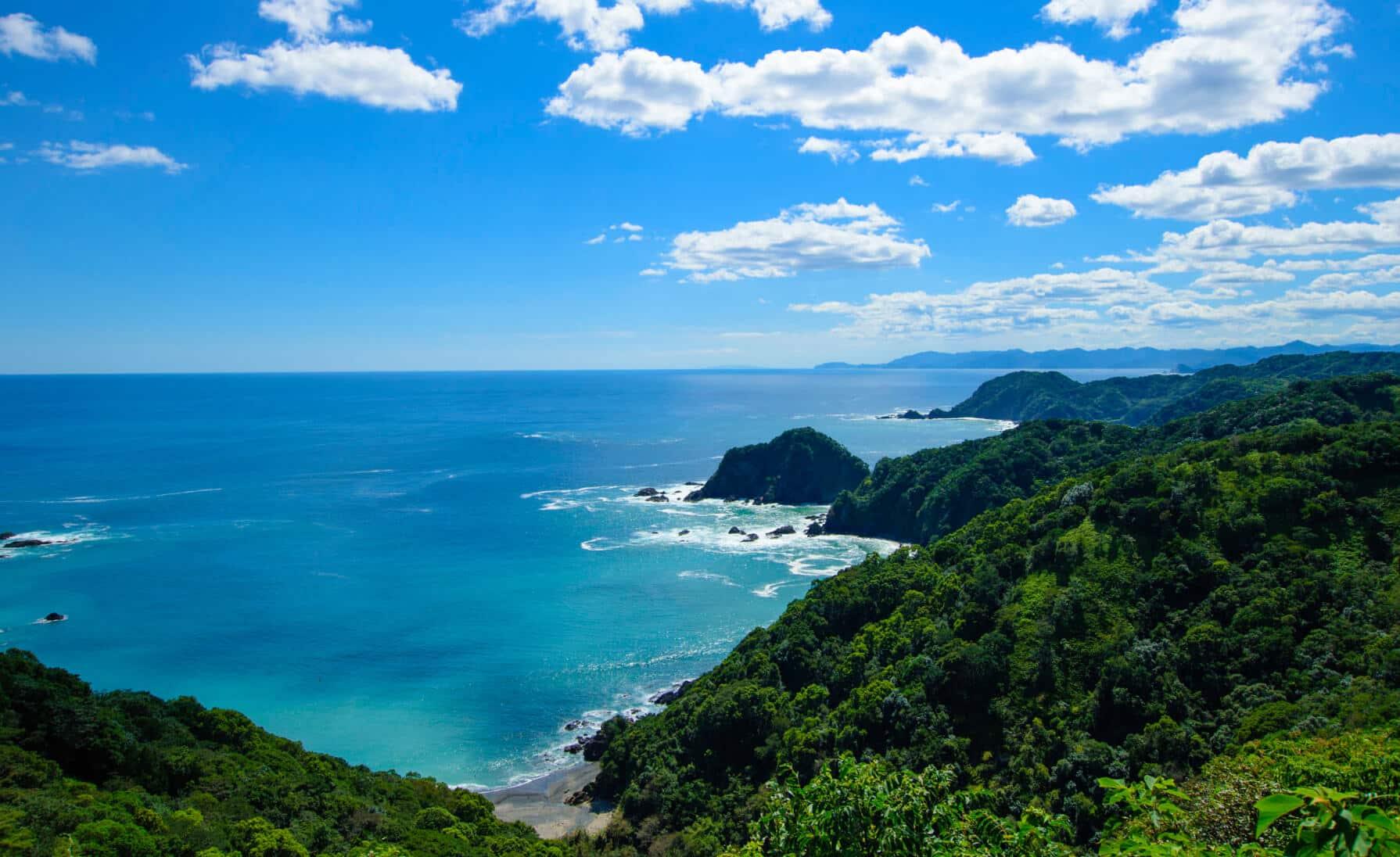 太平洋與土佐灣