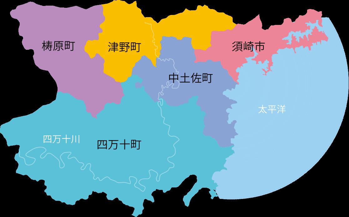 Oku Shimanto Area