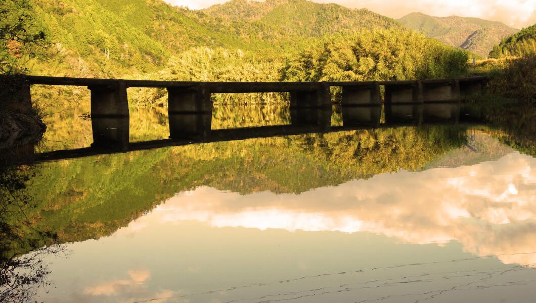 Rivers of Oku Shimanto