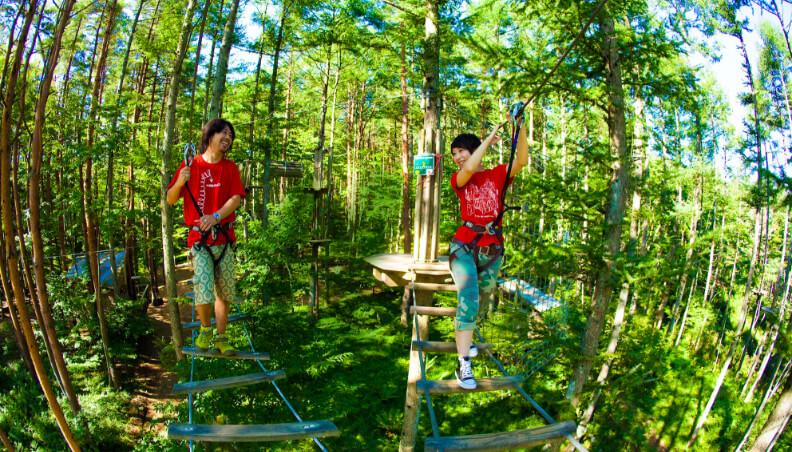 Activities in Oku Shimanto