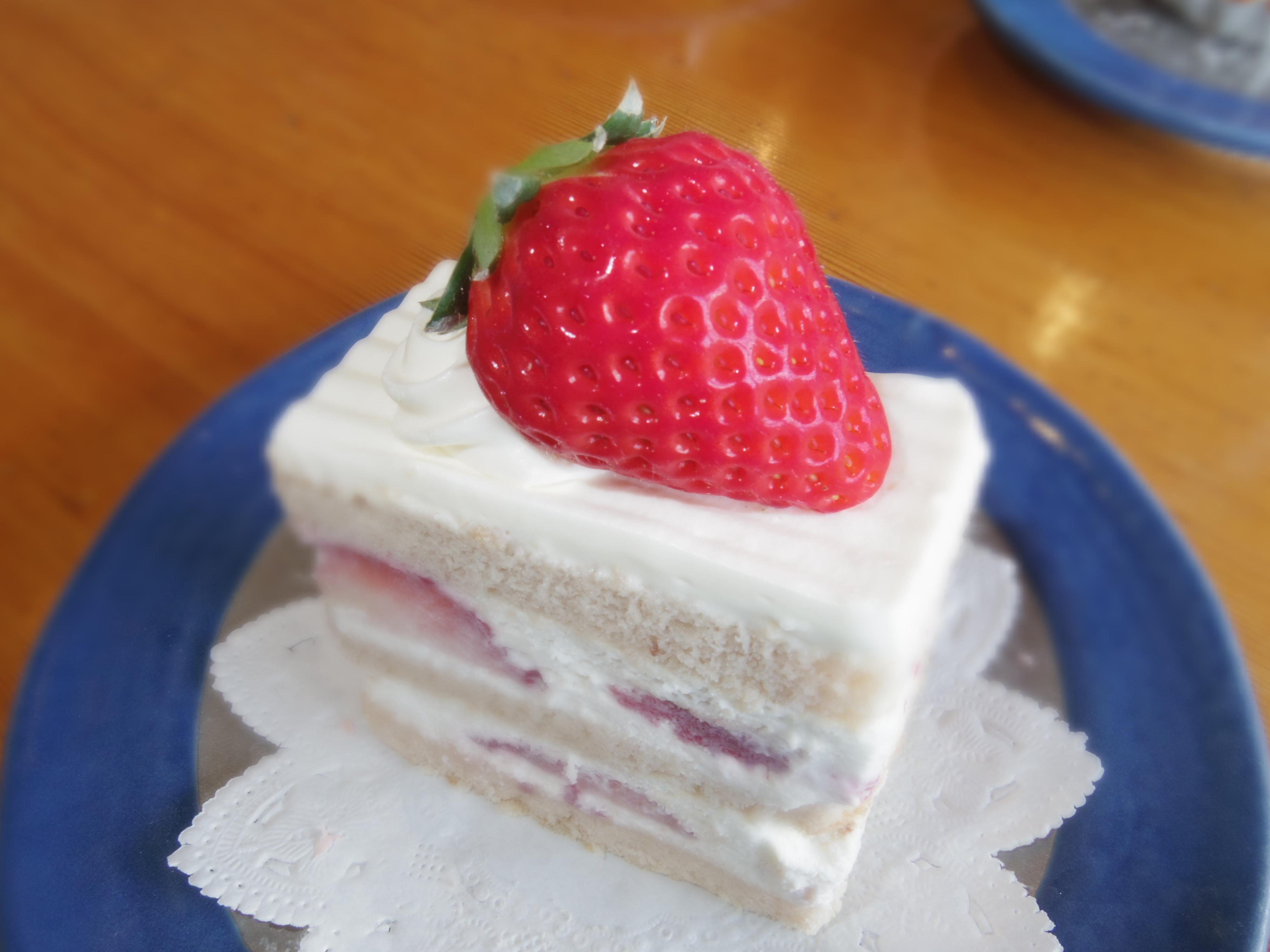 中土佐町 風工房 苺ショートケーキ