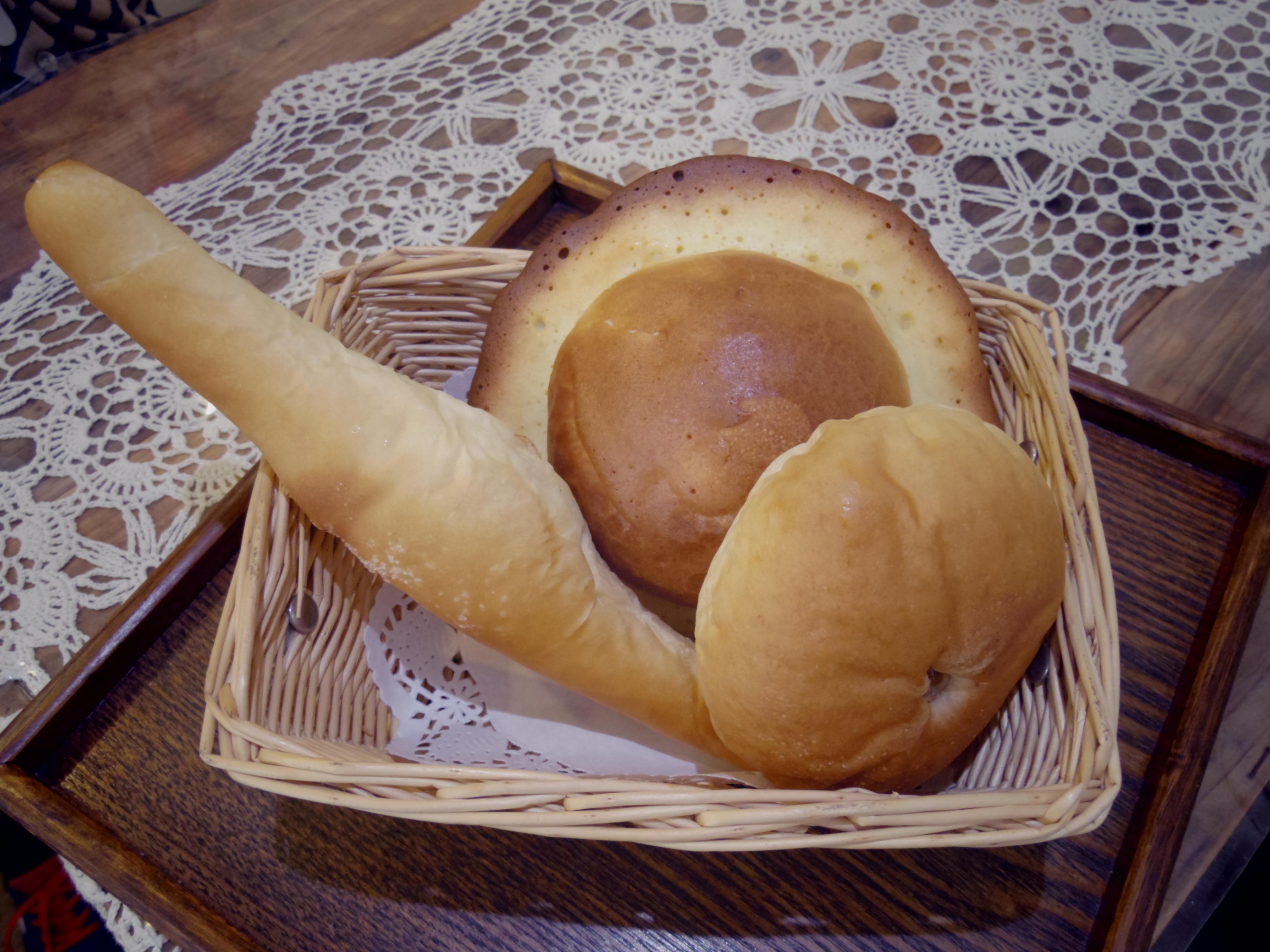 はないろキッチン パン