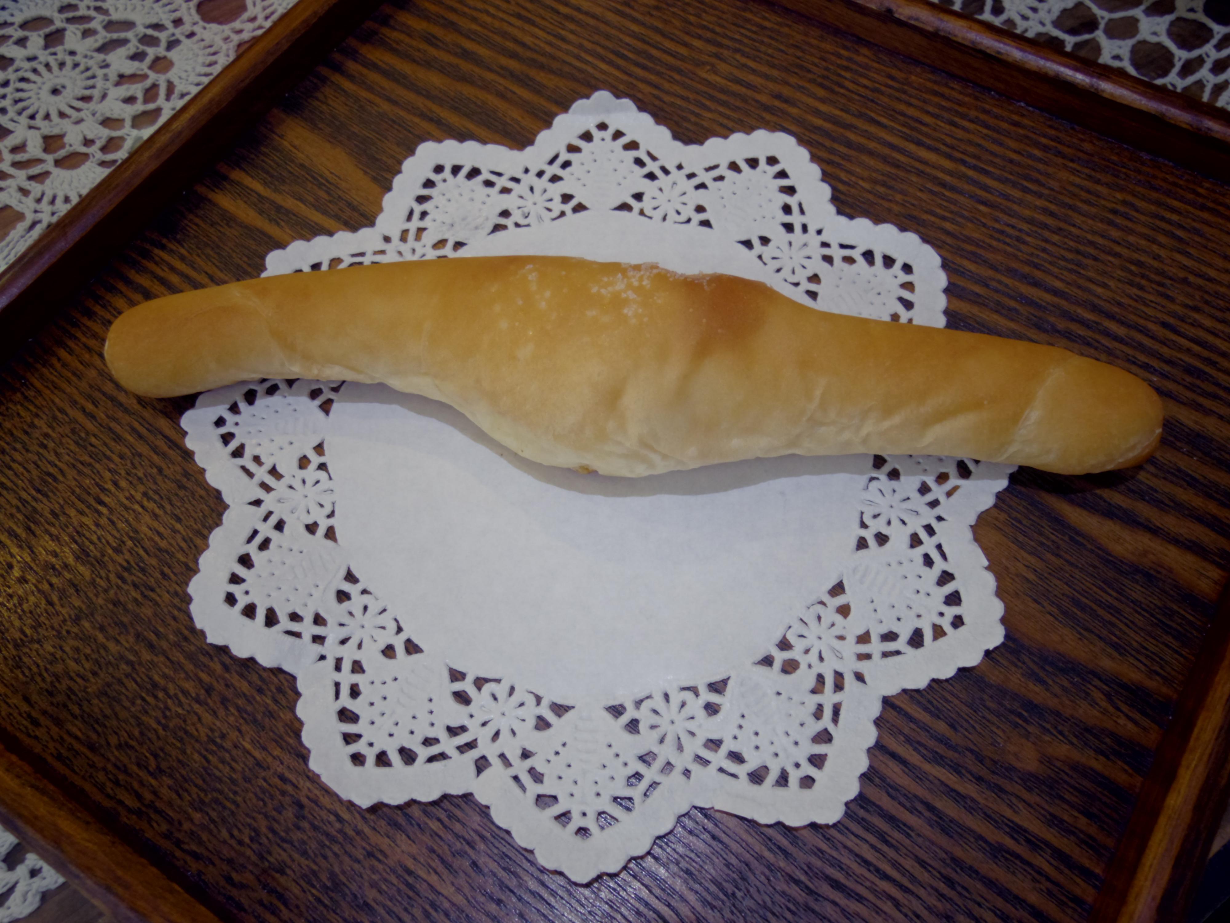 はないろキッチン 塩パン