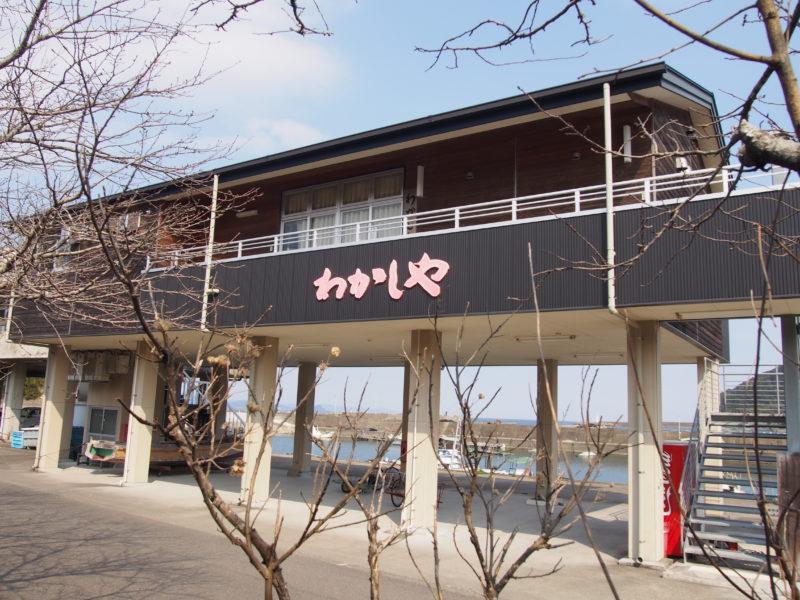 5月1日は中土佐町上ノ加江にて海鮮まつりを開催‼