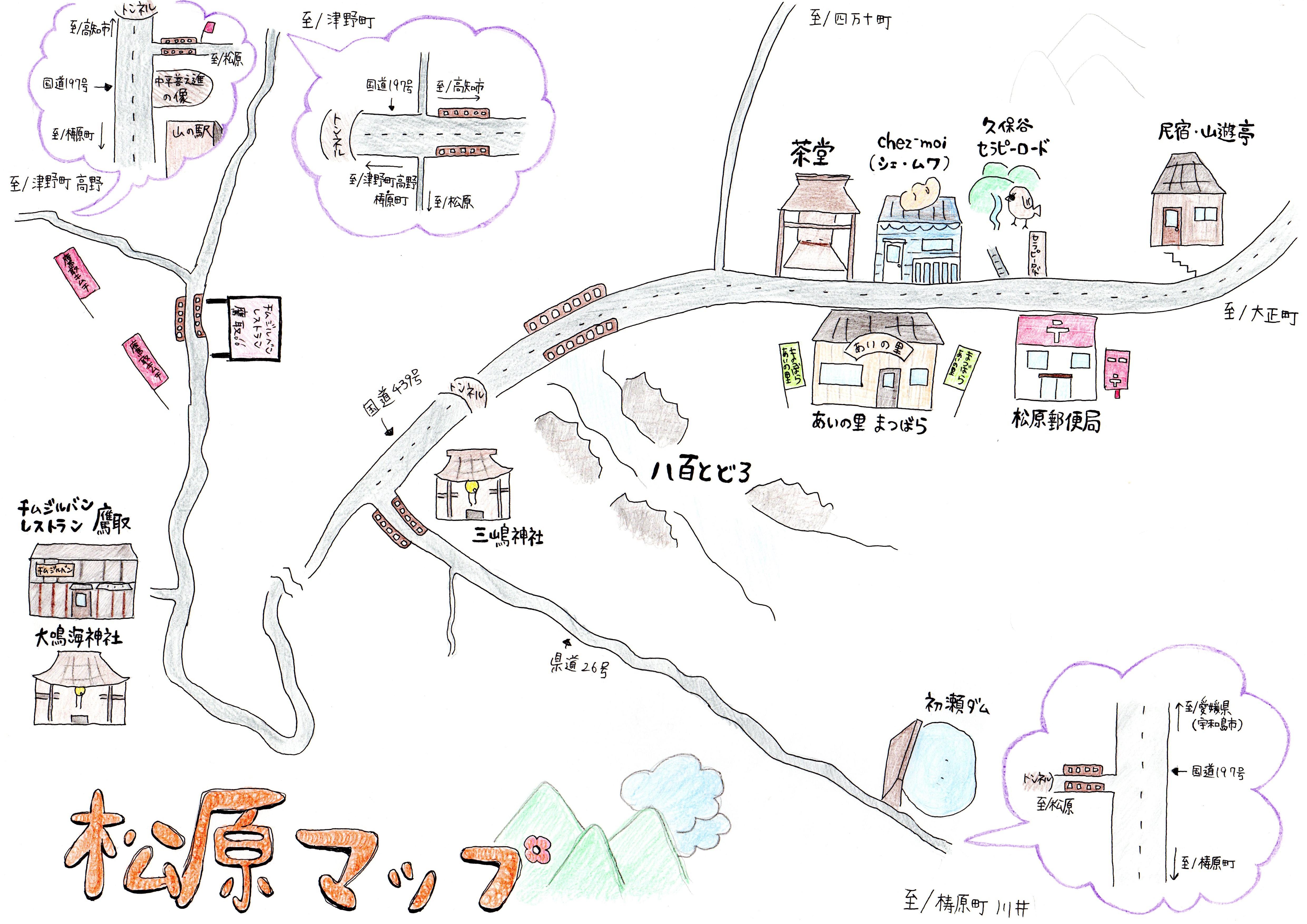 松原マップ132