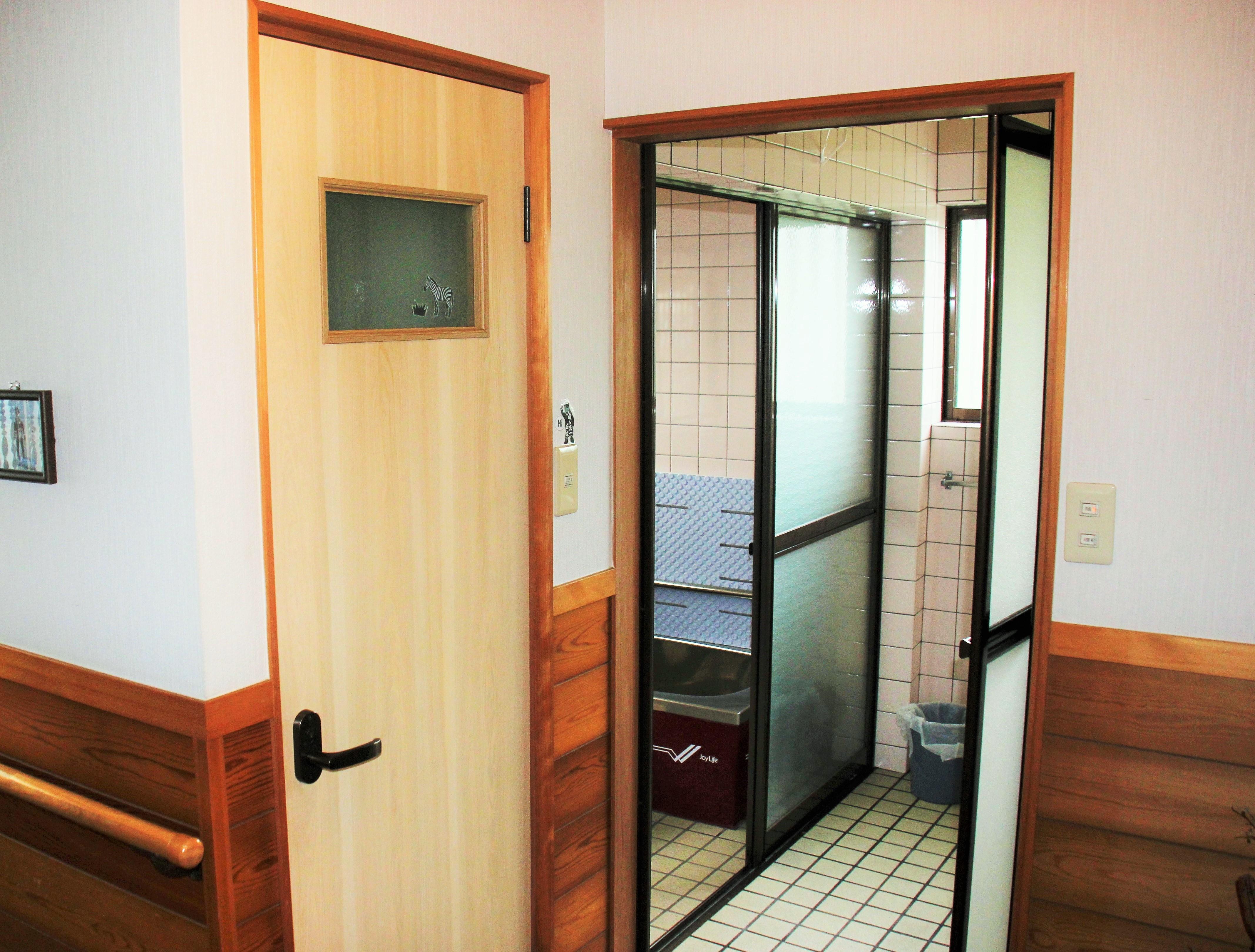 ゲストハウス恵トイレ風呂