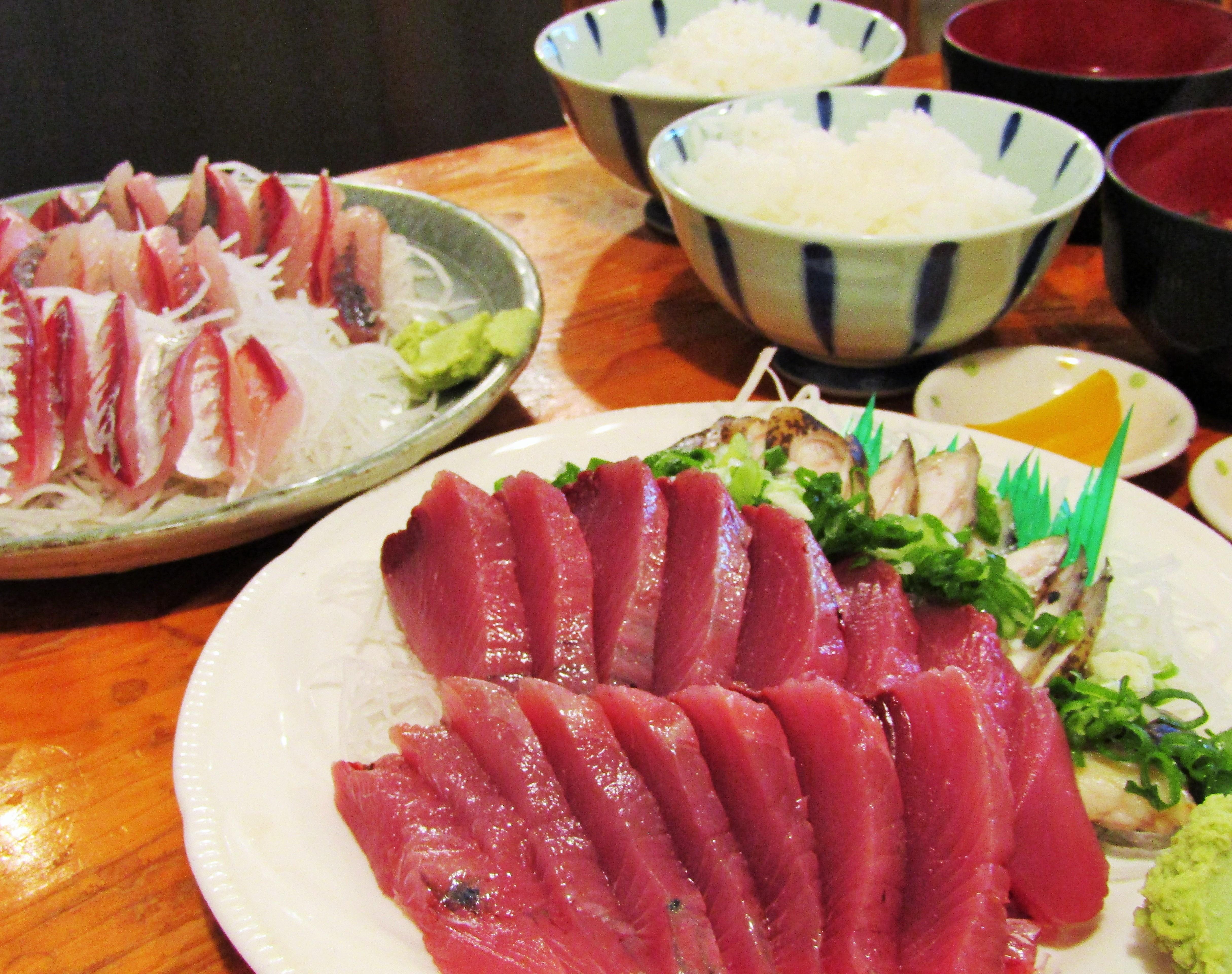 田中鮮魚店 お刺身