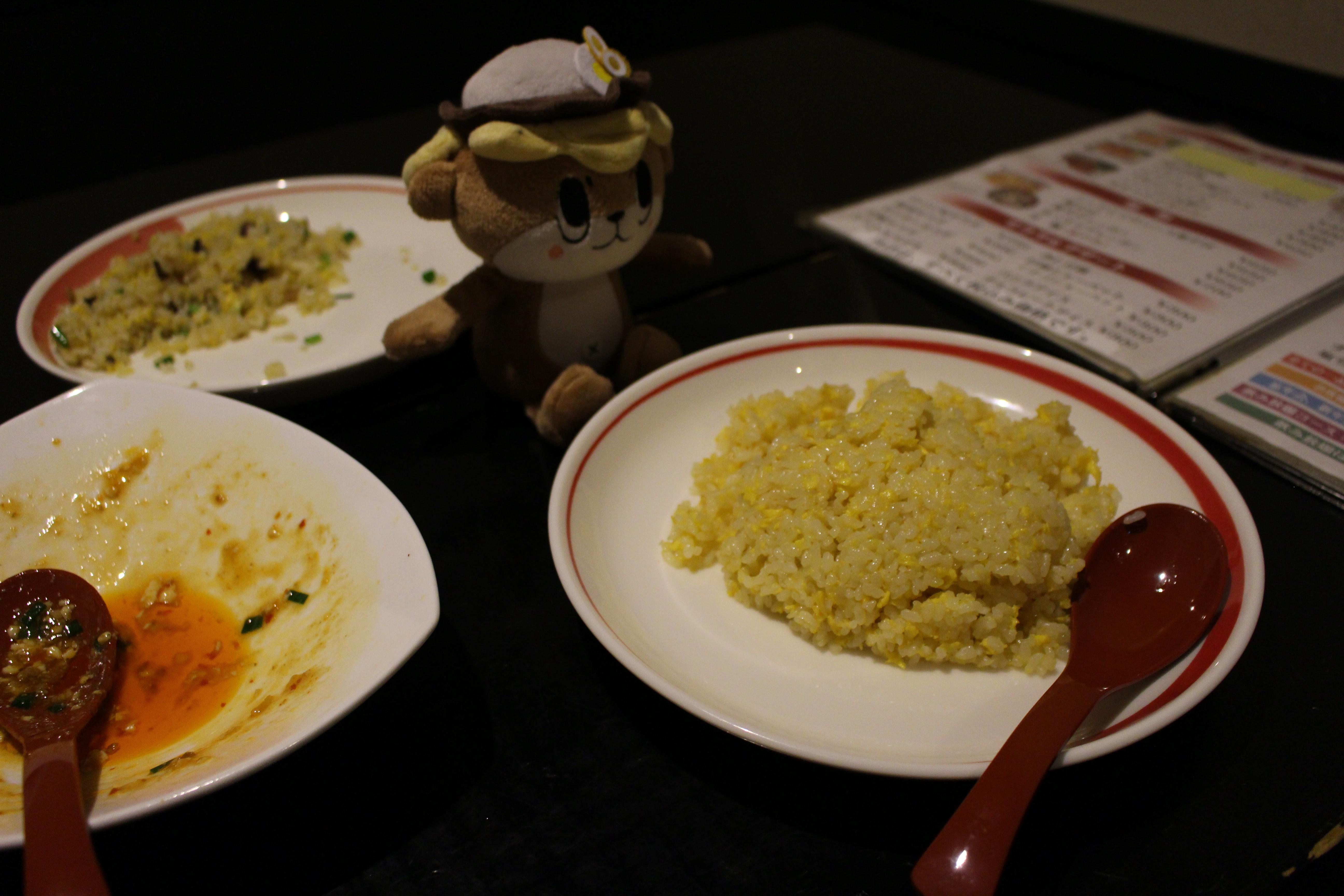 玉子だっけの焼き飯02