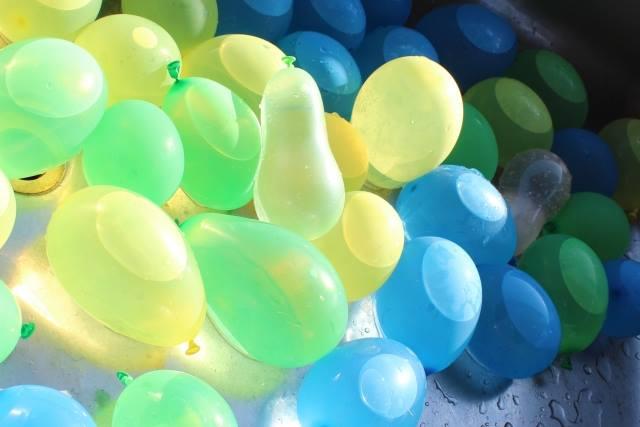約5,000発の水風船が地上を舞う!WATER BALLOON BATTLE☆10月23日(日)『WANPAKU(湾パク)2016☆Splish-splash!!』