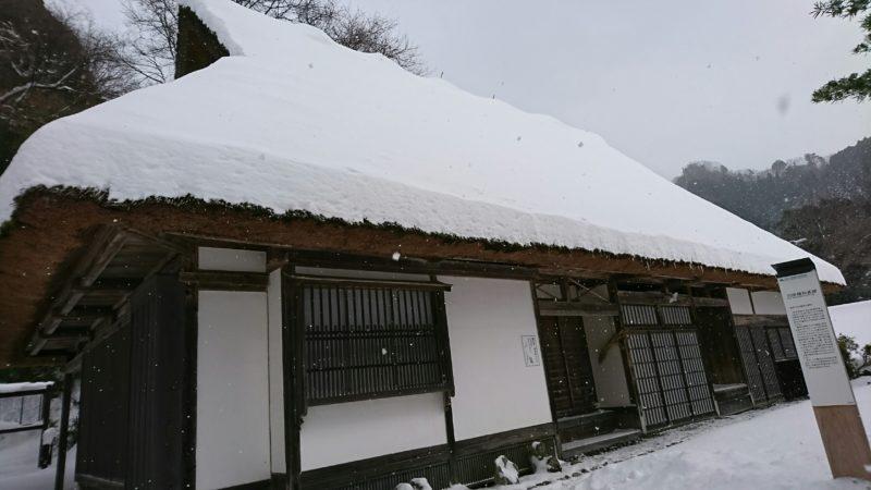 【梼原町】❄大雪の梼原町❄