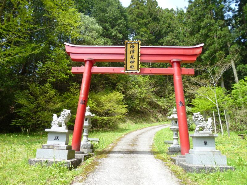 【梼原町】☆海津見神社(竜王様)春の大祭☆