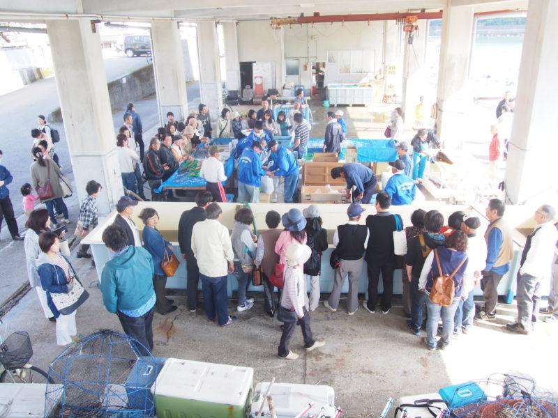 5月3日(水・祝)は高知県中土佐町で魚づくしの祭りを‼「第10回上ノ加江漁協 海鮮祭り」