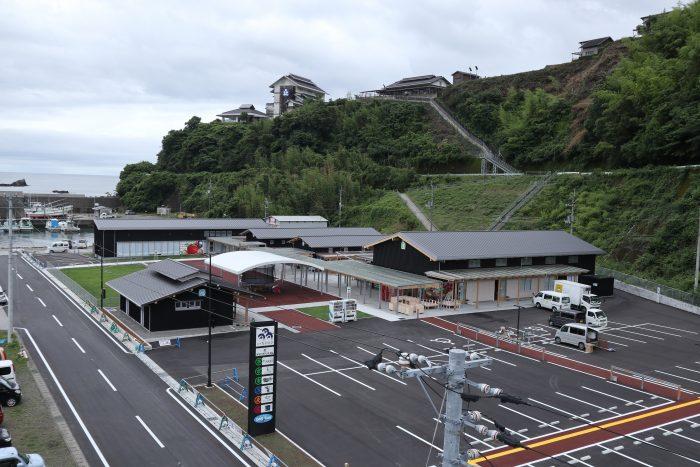 道の駅なかとさ 高知県中土佐町久礼