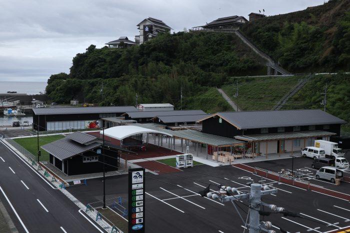 道の駅なかとさ 中土佐町 高知県 グランドオープン