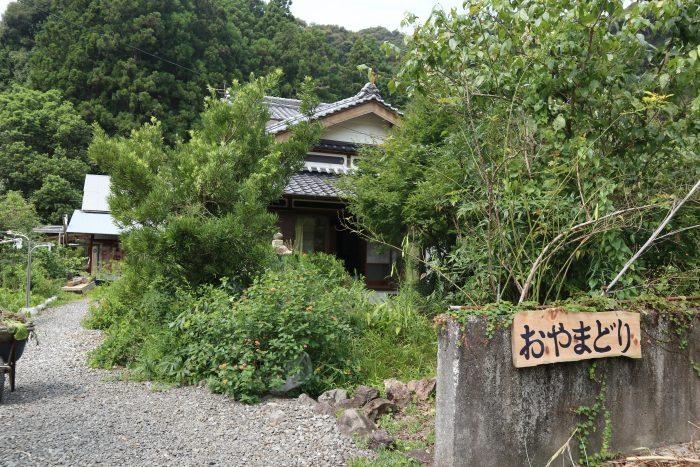 自然の中でおもいっきり遊べるゲストハウス「おやまどり」が中土佐町矢井賀地区に今年の4月オープンしました♪♪