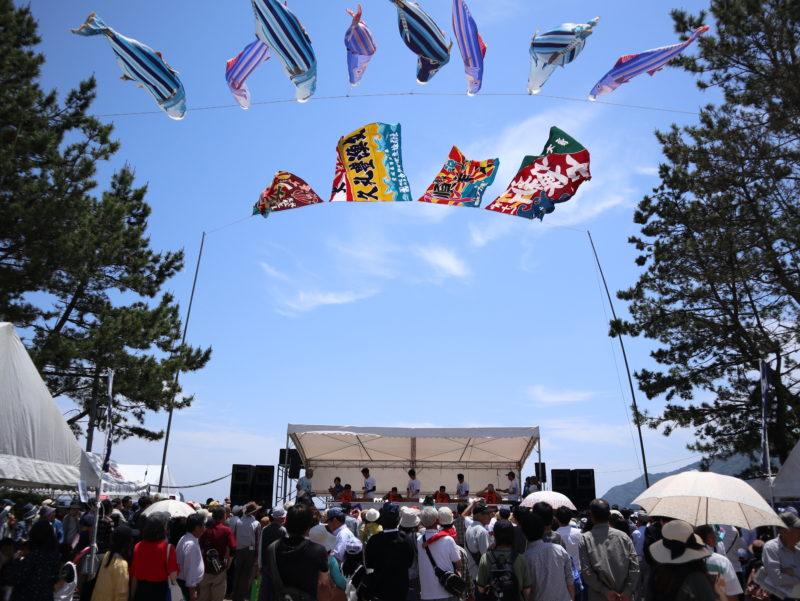 5月20日(日)は、中土佐町で鰹・かつお・カツオのかつお祭開催‼