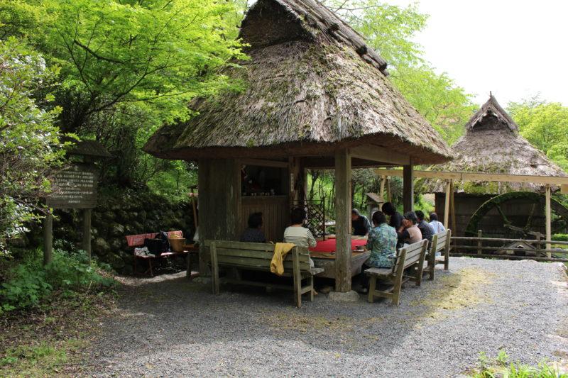 【梼原町】☆茶堂でお茶のお接待☆