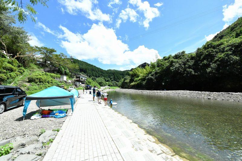【動画】ニホンカワウソが最後に目撃された新荘川