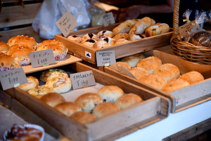 パン・焼き菓子の工房「小屋」
