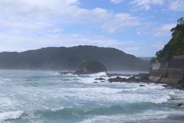 台風10号接近中 中土佐町観光施設の営業について