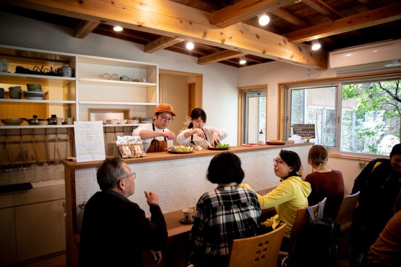 津野町の奥の奥にある秘湯「郷麓温泉」に土曜日限定のカフェがOPEN!