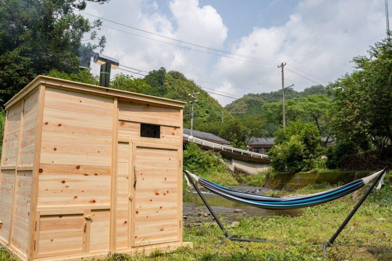 【つのつねづね#2】in大自然!木箱サウナで 日頃の疲れをデトックス!