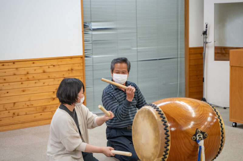 【つのつねづね#2】次世代の子どもたちへ伝え継ぐ 津野山古式神楽の「楽」に触れる体験